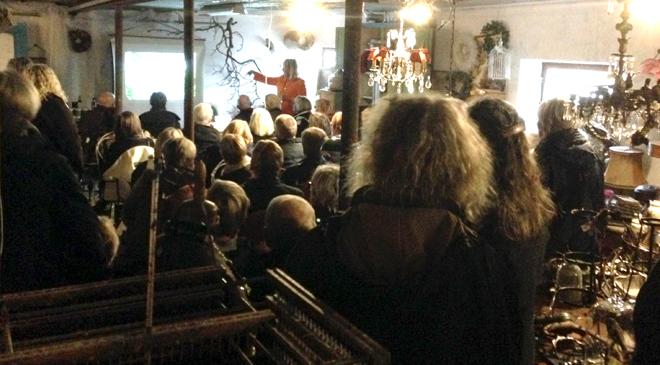 Besöksrekord på Eklaholm