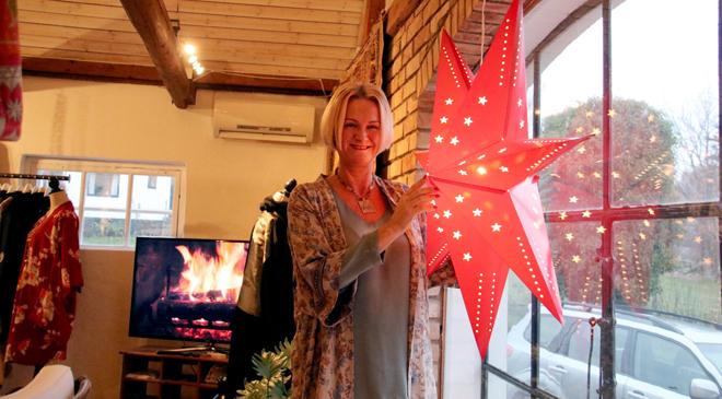 Kimonon klockren till nyårsfesten