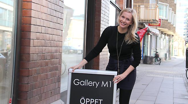 Gallery M1 – nu både i Ystad & Malmö