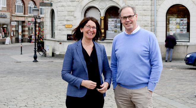Maria Hammenberg växlar upp till nytt spår