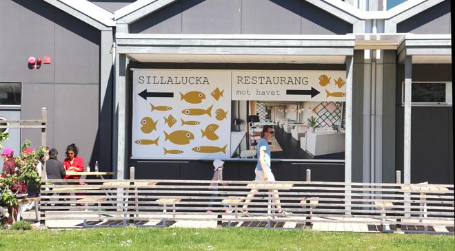 Maten lockar besökare till Österlen