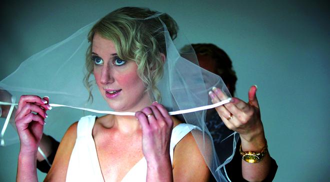 Uppdrag bröllopsfotograf