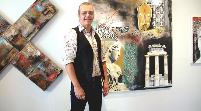 Mats Pehrson, New York, åter i Ystad