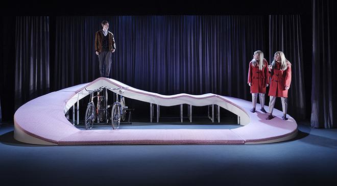 Maken – känslostarkt på scen i Tomelilla