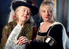 Boel Marie Larsson goes Lettice Douffet