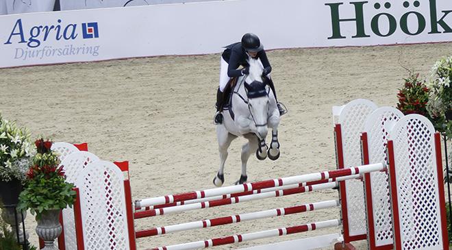 Hopp och kärlek på vårens hästfest