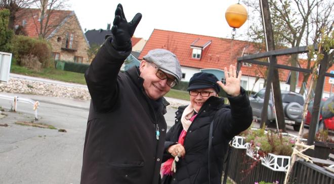 Stjärnorna Landgren & Järås tackar för sig