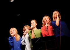 High five för FiveLives hyllningskonsert till Hasse & Tage