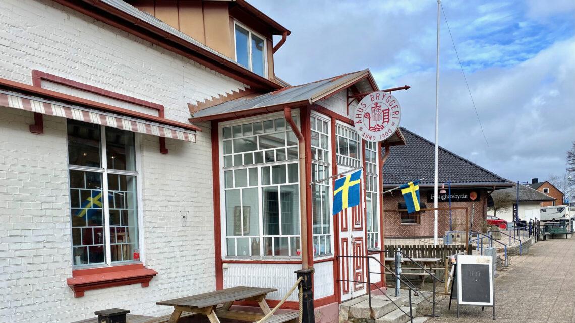 Gott om plats – Åhus Bryggeri