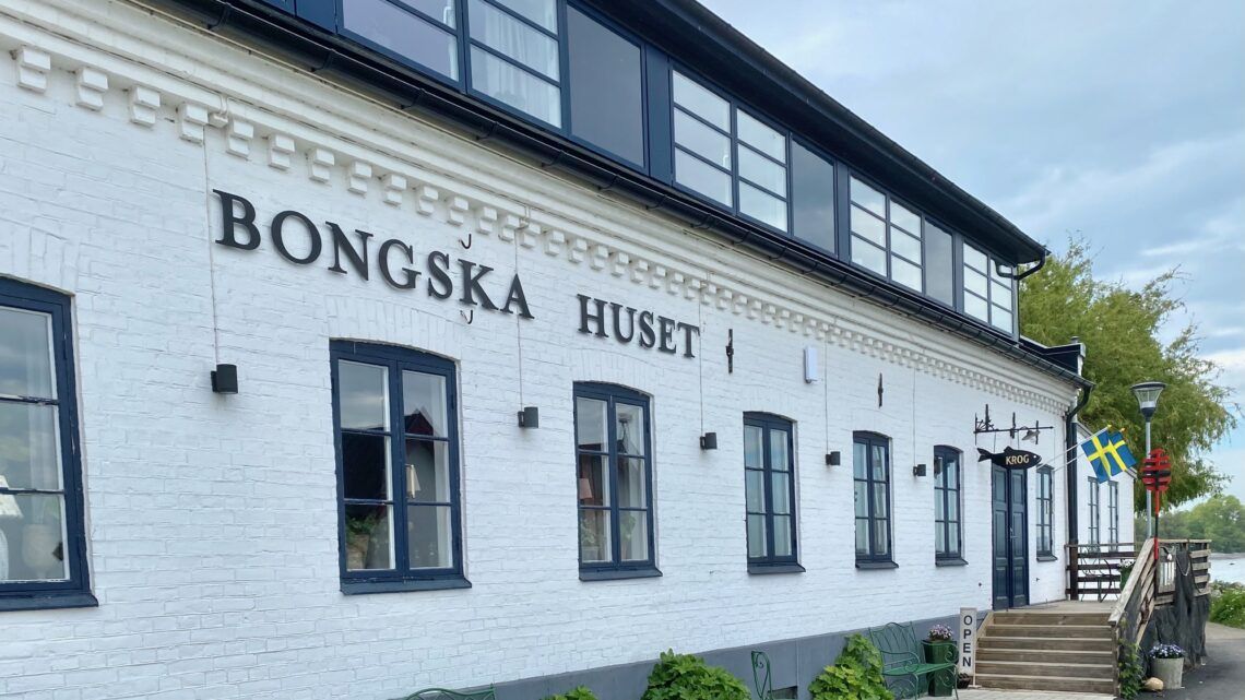 Gott om plats – Bongska Huset